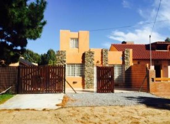 Casa en el Bosque de Lucila del Mar para 6 personas